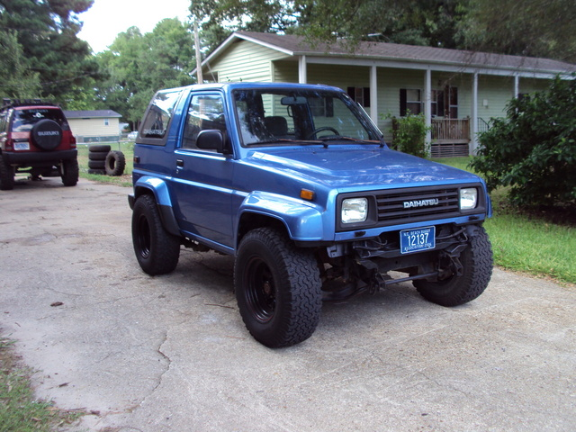 Picture of 1992 Daihatsu Rocky, exterior, gallery_worthy
