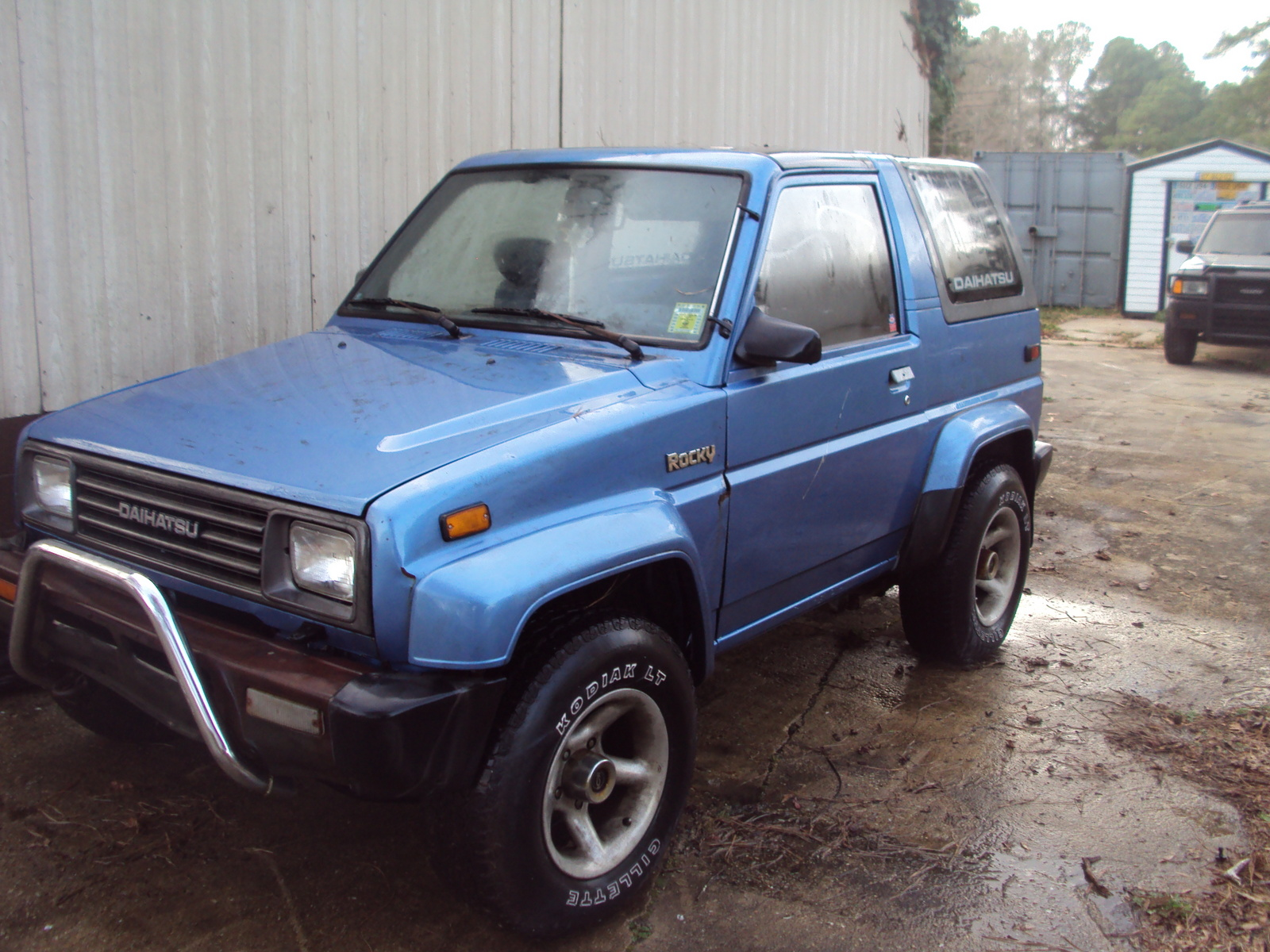 1992 Daihatsu Rocky Pictures Cargurus