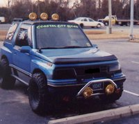 1990 Geo Tracker Picture Gallery
