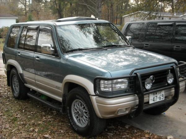 1996 Isuzu Trooper - Pictures - CarGurus