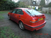 Picture of 2000 Saab 9-3, exterior