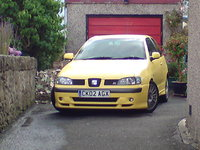 2002 Seat Ibiza Overview