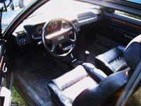 1992 Peugeot 205, interieur van een Gentry, interior