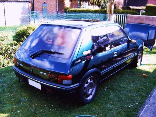 M'n 205 Gentry van '93