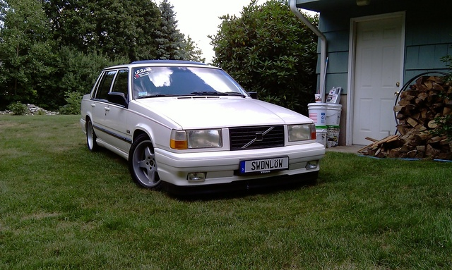 Picture of 1990 Volvo 740 Turbo, gallery_worthy