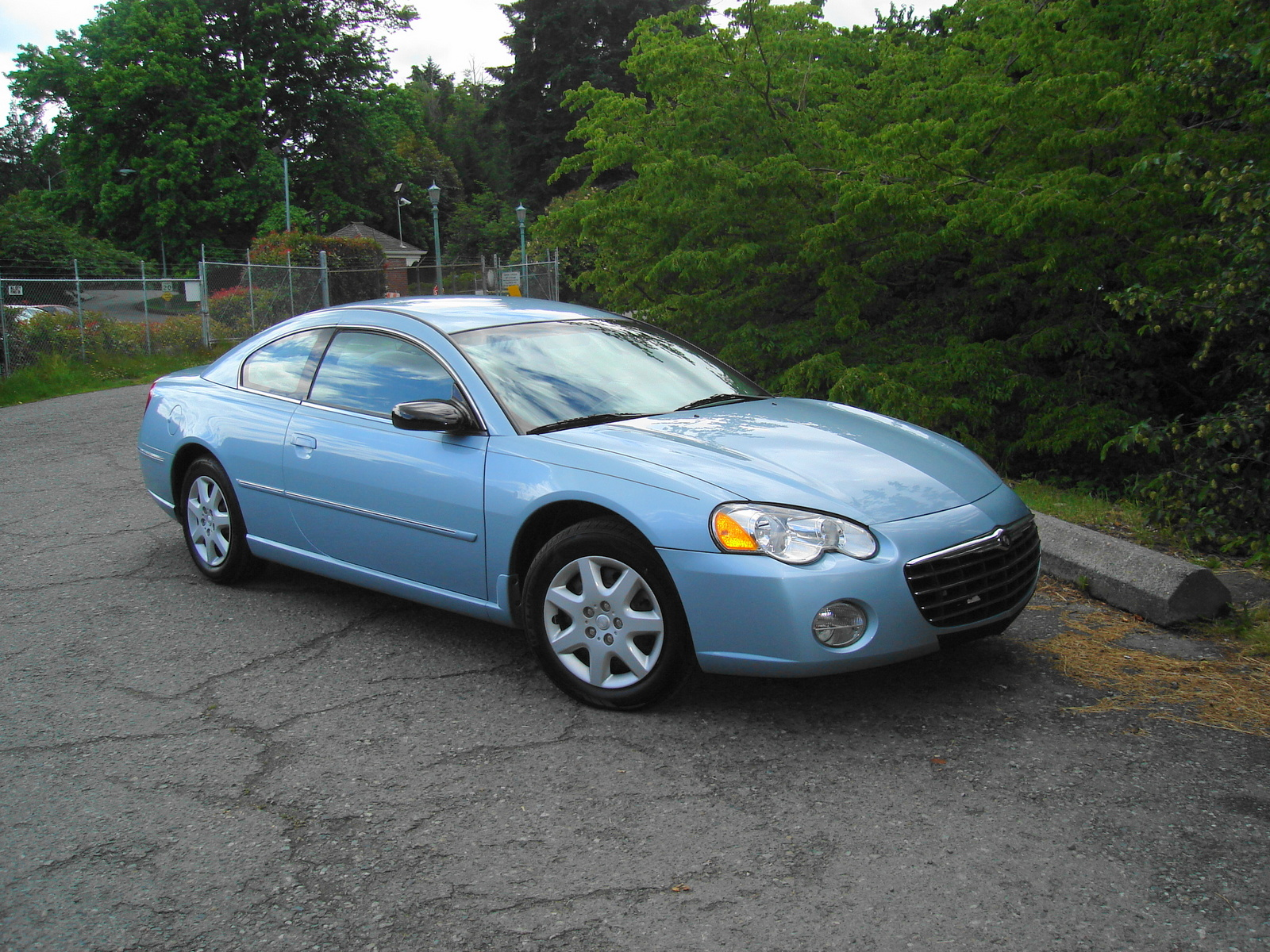 2003 Chrysler Sebring LX Coupe picture