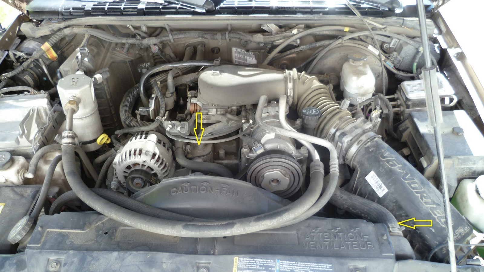 2003 Chevy S10 Vacuum Diagram Gm 1500 Gmc Sonoma Engine Wiring Free Image 2000
