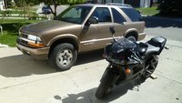 Picture of 2005 Chevrolet Blazer 2 Dr LS 4WD SUV, exterior