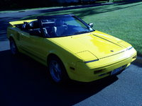 1985 Toyota MR2 picture, exterior