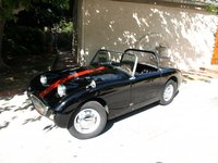 1960 Austin-Healey Sprite Picture Gallery