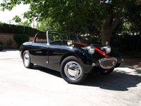 1960 Austin-Healey Sprite Overview