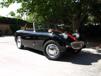 1960 Austin-Healey Sprite Overview