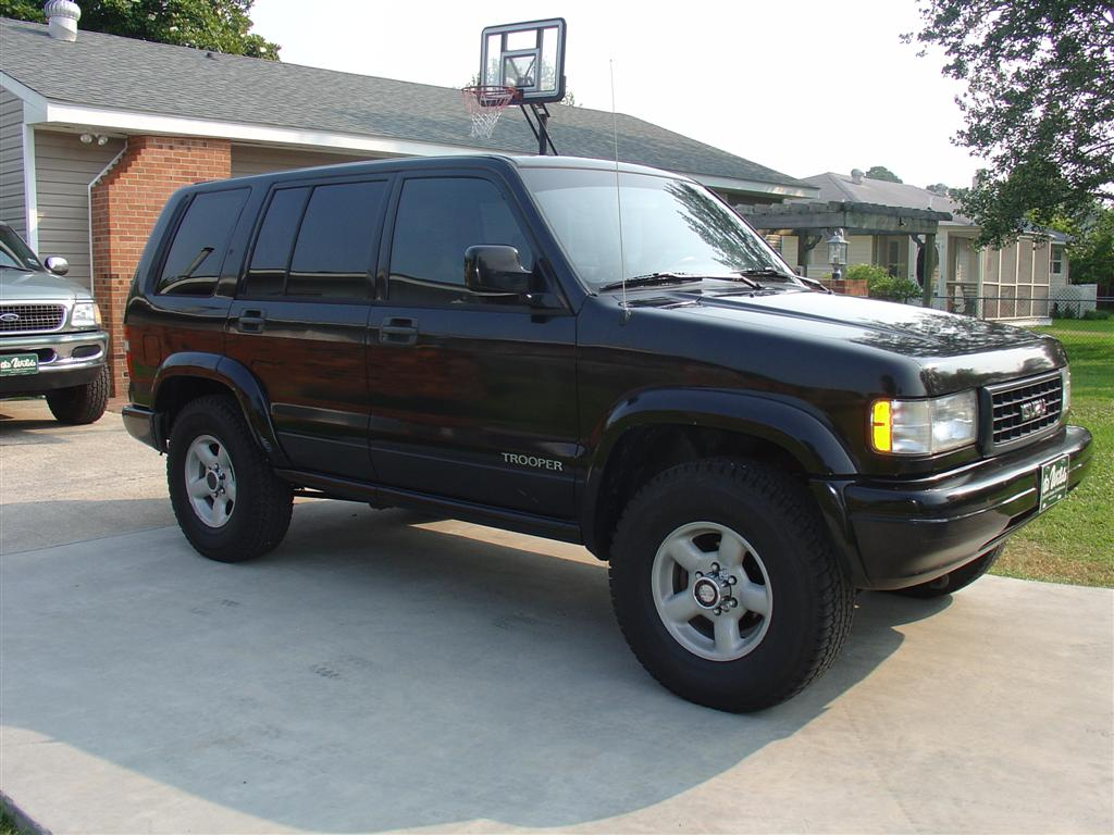 1995 Isuzu Trooper Pictures Cargurus