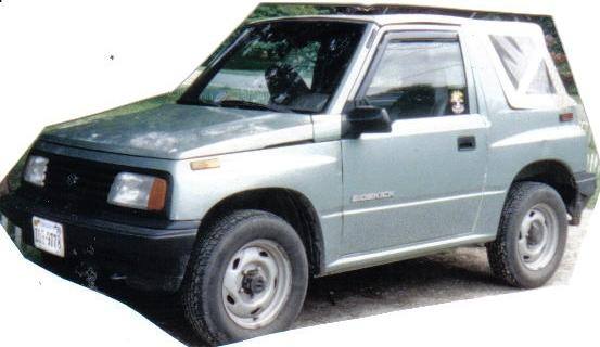 Picture of 1990 Suzuki Sidekick