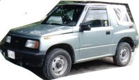 1990 Suzuki Sidekick Overview