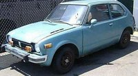 1973 Honda Civic Coupe picture, exterior