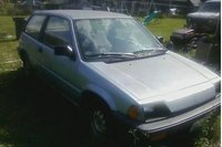 Picture of 1984 Honda Civic DX Hatchback, exterior