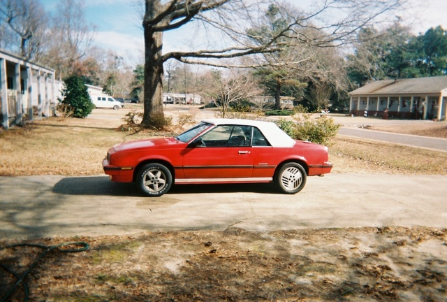 Picture of 1984 Chevrolet Cavalier