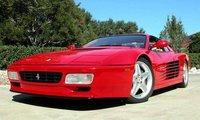 1992 Ferrari Testarossa Overview