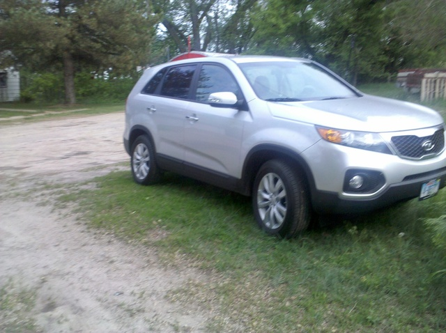 Picture of 2011 Kia Sorento EX, exterior, gallery_worthy