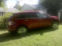 2010 Ford Edge Limited AWD picture, exterior