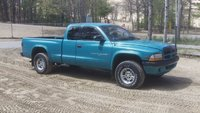 1997 Dodge Dakota 2 Dr Sport 4WD Extended Cab SB, JEEP KILLER!, exterior, gallery_worthy