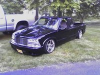 Picture of 1998 Chevrolet S-10 2 Dr LS Extended Cab SB, exterior