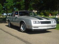 Picture of 1988 Chevrolet Monte Carlo, exterior, gallery_worthy