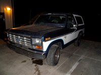 1985 Ford Bronco Picture Gallery