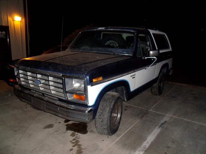 1985 Ford Bronco picture