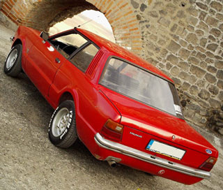 Picture of 1977 Ford Taunus
