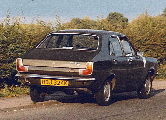 Picture of 1971 Hillman Avenger