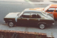1971 Hillman Avenger Overview