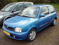 2004 Nissan Micra Overview