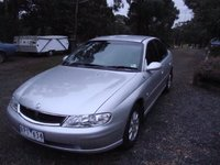 2002 Holden Calais Overview