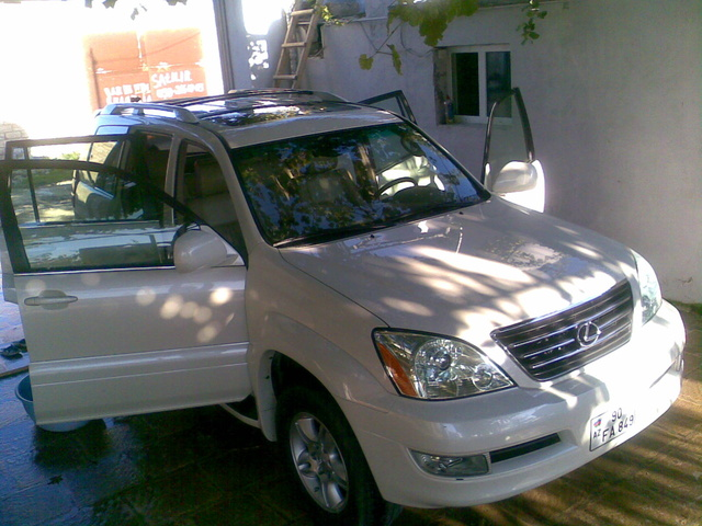 Picture of 2009 Lexus GX 470