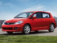 2011 Nissan Versa, Copyright Nissan, exterior, manufacturer
