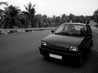 2000 Suzuki Alto, bcoz of da limited cars range  in fb...da m800 is kept as 00 suzuki alto, exterior