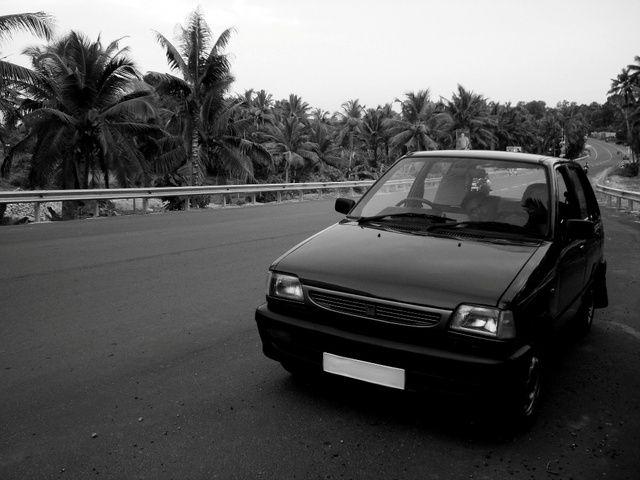 bcoz of da limited cars range  in fb...da m800 is kept as 00 suzuki alto