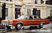 1974 AMC Ambassador Overview
