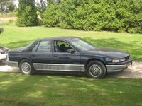 1991 Oldsmobile Cutlass Supreme 4 Dr SL Sedan picture, exterior