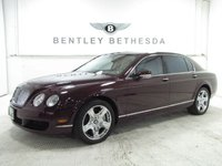 2008 Bentley Continental Flying Spur Base, ^__^, exterior