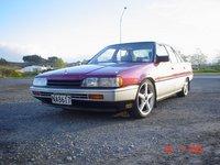 1987 Mitsubishi Sigma Overview