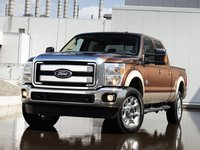 2011 Ford F-250 Super Duty Overview
