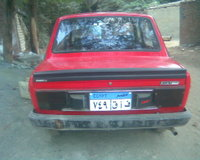 1977 Fiat 128, my car with new numbers and old tuning, exterior