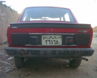 1977 Fiat 128, mine don't touch, exterior