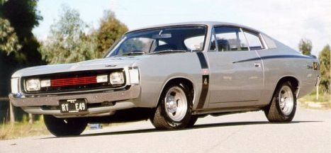 Picture of 1971 Valiant Charger