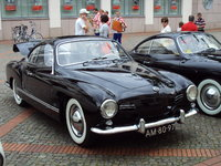 1957 Volkswagen Karmann Ghia Overview