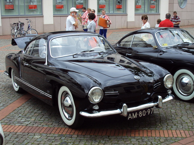 Picture of 1957 Volkswagen Karmann Ghia