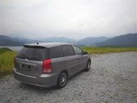2006 Toyota Wish Overview